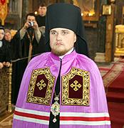 Состоялась хиротония архимандрита Иосифа (Масленникова) во епископа Вольнянского, викария Запорожской епархии